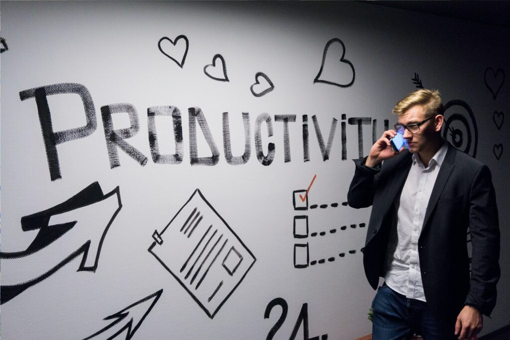 level up your productivity
