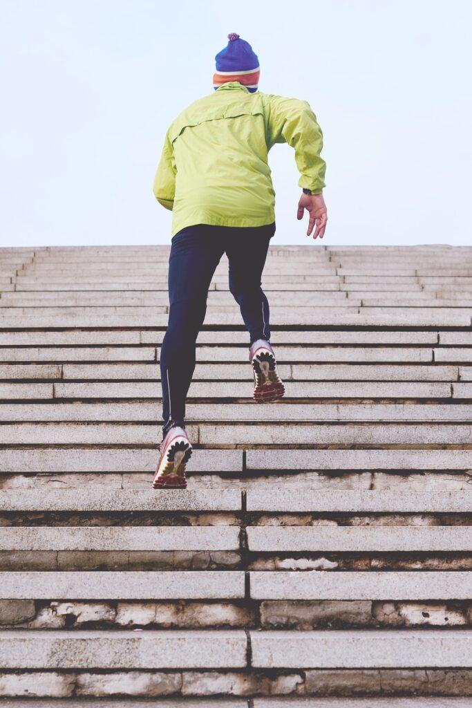 walking as minimum exercise