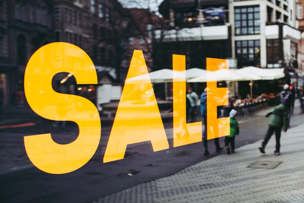 offer sale with dropshipping