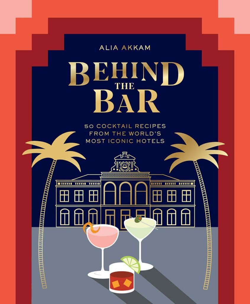 book: behind the bar