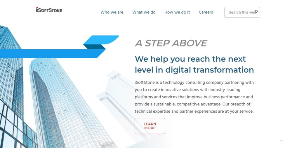 isoftstone home page