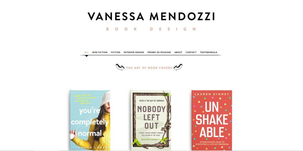 Vanessa Mendozzi Design